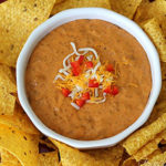 Old Hammett Chili-Cheese Queso